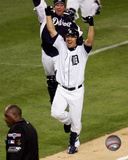 Magglio Ordonez - 2006 ALCS Game4 / Celebration Photo