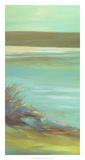 Bahia Tranquila I Print by Suzanne Wilkins