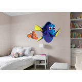 Disney Finding Dory Nemo & Dory RealBig Wall Decal