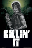 Walking Dead- Killin' It Print