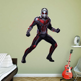Marvel Captain America Civil War Ant-Man RealBig Wall Decal