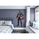 Marvel Captain America Civil War RealBig Wall Decal