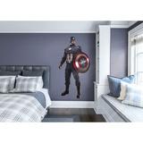Marvel Captain America Civil War RealBig Vinilo decorativo