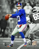 Eli Manning 2012 Spotlight Action Photo