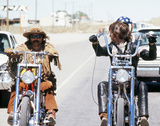 Easy Rider, film avec P. Fonda et D. Hopper, 1969 Photographie