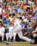 Ryan Braun 2014 Action Photo