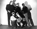 Bud Abbott Lou Costello Meet Frankenstein Photo