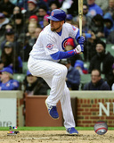 Ben Zobrist 2016 Action Photo