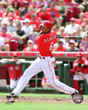 Billy Hamilton 2015 Action Photo