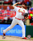 Michael Wacha 2014 Action Photo
