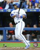 Edwin Encarnacion 2015 Action Photo