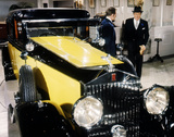 The Yellow Rolls-Royce Photo