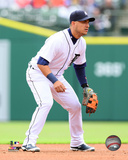Jose Iglesias 2016 Action Photo