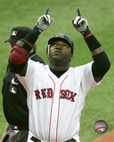 David Ortiz 2004 Action Photo