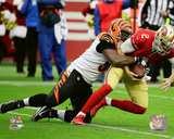 Geno Atkins 2015 Action Photo