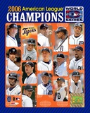 '06 Tigers ALCS Champions Team Composite ll Photo