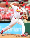 Adam Wainwright 2014 Action Photo