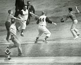 Bill Mazeroski Walk-Off Home Run Game 7 of the 1960 World Series Photo