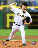 Gerrit Cole 2016 Action Photo