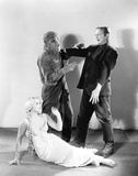 Frankenstein Meets the Wolf Man Photo