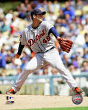 Rick Porcello 2010 Action Photo