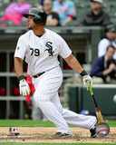 Jose Abreu 2016 Action Photo