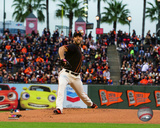 Madison Bumgarner 2016 Action Photo