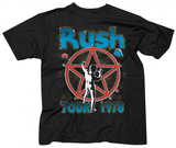 Rush- Tour 1978 Shirts
