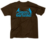 Simon & Garfunkel- Birds Logo Shirt