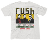 Rush- Roll The Bones Tour 92 T-Shirts