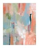 Desert Living 2 Poster af Jan Weiss
