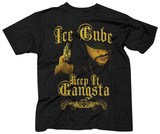 Ice Cube- Keep It Gangsta T-shirts