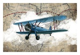 Biplane 1 Art by  GraphINC Studio