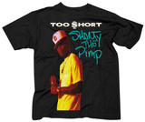 Too Short- Shorty The Pimp T-shirts