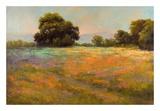 Spring Meadow Art by Alice Weil