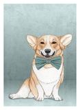 Corgi Dog Posters by  Barruf