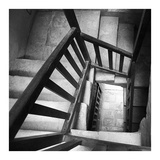 Spiral Staircase No. 7 Poster by  PhotoINC Studio