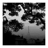 Eiffel Tower View 1 Prints by  PhotoINC Studio