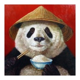 Panda Arte por Lucia Heffernan
