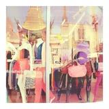 Fashionista Poster by Myan Soffia