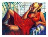 Chilling Art par Monica Stewart
