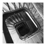 Spiral Staircase No. 8 Poster by  PhotoINC Studio