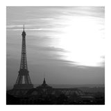 Eiffel Tower View 2 Posters by  PhotoINC Studio