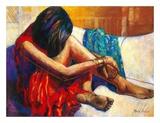 Repose Affiches par Monica Stewart