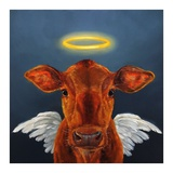 Holy Cow Prints by Lucia Heffernan
