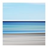Seascape No. 09 Print by Steffi Louis