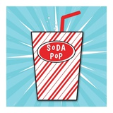 Soda Pop Prints by Ashley Hutchins