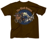 The Black Crowes- Flying Stage Coach T-Shirt