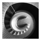 Spiral Staircase No. 4 Print by  PhotoINC Studio