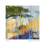 Abstract Landscape 2 Limited Edition by Barbara Rainforth